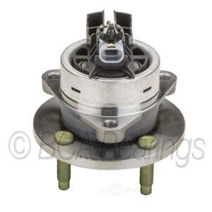 Wheel Bearing and Hub Assembly-4-Wheel ABS Front BCA Bearing WE60802