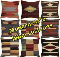 Handmade Kilim Cushions, Large size lot, multicolored Cushion covers-Spring Sale