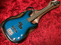 THOMSON Precision Bass Blue Burst With Soft Case Ships Safely From Japan