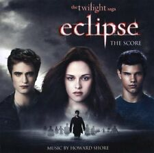Howard Shore - The Twilight Saga: Eclipse (THE SCORE) / WEA RECORDS CD 2010