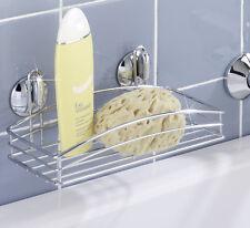 WENKO Wandablage Duschablage Badablage Duschregal Badregal Regal ohne Bohren