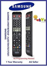 SAMSUNG UNIVERSAL REMOTE FOR LED/ LCD/ 3D/ HDTV SMART TV & DVD