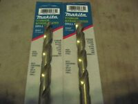 MAKITA 711393-A 29/64 TIN-COATED DRILL BITS (AA4837-10)