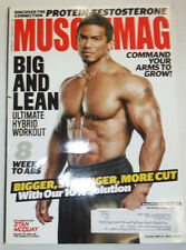 Musclemag Magazine Ultimate Hybrid Workout Stan McQuay March 2014 121614R2
