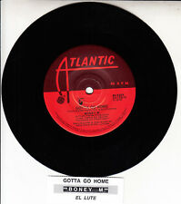 "BONEY M  Gotta Go Home & El Lute 7"" 45 rpm vinyl record + juke box title strip"
