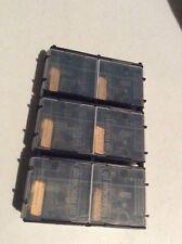 6x HORN S 100.0250.F2 TC92 Stechplatten
