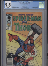MARVEL TEAM UP #148 MT 9.8 CGC 1 OF 1 9.8 HUMAN TORCH APP. WHITE PAGES MILGROM C