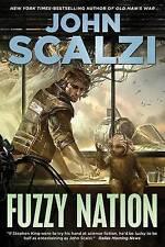 Fuzzy Nation-ExLibrary