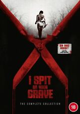 I Spit On Your Grave: The Complete Collection (Box Set) [DVD]