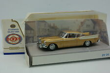 Dinky Matchbox 1/43 - Studebaker Golden Hawk