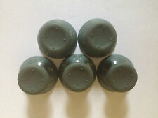 5 X NEW XBOX 360 GREY REPLACEMENT CONTROLLER THUMBSTICKS ANALOG SAMEDAY DISPATCH