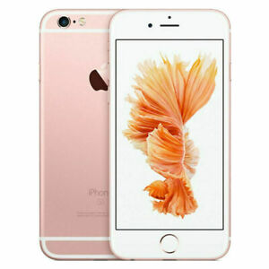 Apple iPhone 6s 128GB Verizon GSM Unlocked T-Mobile AT&T 4G Smartphone Rose Gold