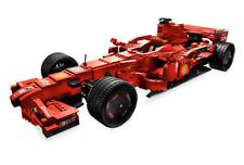 LEGO Racers Ferrari F1 car - model 8157 - with instructions 100% COMPLETE VGC