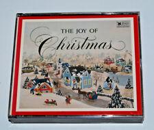 Joy of Christmas Readers Digest 3 cd set xmas 54 tracks booklet holiday music