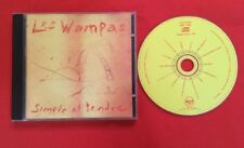 LES WAMPAS SIMPLE ET TENDRE 1993 74321126342 ÉTAT CORRECT CD