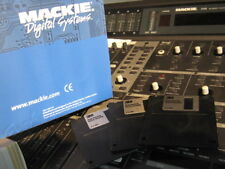 Mackie D8B 5.1 OS software.    24 track
