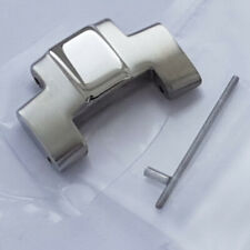 Genuine Watch Band Stainless Steel Bracelet Link Casio ECW-M300EDB-1A