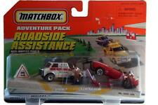 1997 Matchbox Adventure Pack Roadside Assistance Tow Truck & 1969 Chevy Camaro