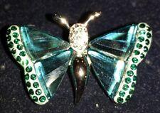 Swarovski Schmetterling Paradise Alua Brosche Brooch retired RAR