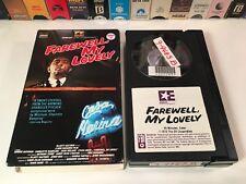 * Farewell, My Lovely Noir Thriller Betamax NOT VHS 1975 Robert Mitchum Beta