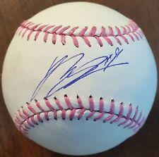 Hoy Jun Park Signed ROMLB Baseball Charleston Riverdogs New York Yankees S Korea