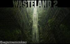 WASTELAND 2 PC STEAM key