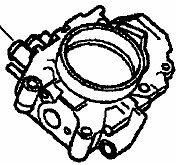 GENUINE Holden Z22SE Throttle Body NEW NOS Astra TS Vectra ZC Zaffira TT 98 - 06