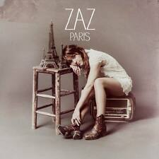 ZAZ Paris CD 2014 * NEW Quincy Jones Charles Aznavour Nikki Yanofsky