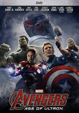 Avengers: Age of Ultron (DVD, 2015) Marvel  Robert Downey Jr. Scarlett Johansson