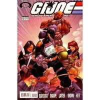 G.I. Joe (2001 series) #12 in Near Mint condition. Image comics [*9o]