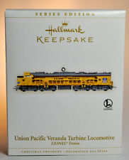Hallmark: Lionel Union Pacific Veranda Turbine Locomotive - 2006 - Ornament