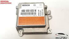 Audi A6 4B Airbagsteuergerät Airbag Steuergerät 4B0959655M Bosch 0285001432