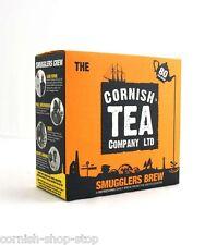 Della Cornovaglia Tea I CONTRABBANDIERI Brew... 80 bustine di tè 250g