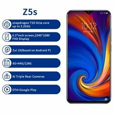 Global versione Lenovo Z5S - 6.3FHD+ 4GB 64GB Snapdragon 710 ai tripla camera 16MP
