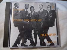 "V/A ""THE FINBARR GOLDEN TREASURY OF DOO-WOP VOLUME TWO"".CD"