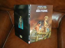 LE CYCLE DE CYANN N°3 AÏEÏA D'ALDAAL - BOURGEON - EDITION ORIGINALE JANVIER 2005