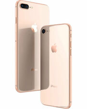 "Apple iPhone8+ 8 plus 64gb 5.5"" Gold Latest Smartphone Cod Agsbeagle"