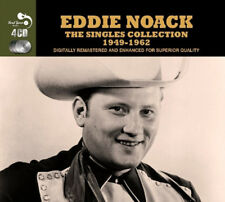 Eddie Noack – The Singles Collection 1949-1962 4CD Set Real Gone USED