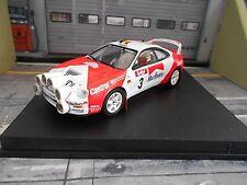 TOYOTA Celica ST205 GT Rallye Boucles de Spa 1996 #3 Verreydt NIGHT Trofeu 1:43