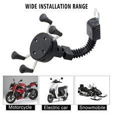 Universal Motorcycle Phone Bracket Bicycle GPS Navigation Bracket Mobile Holder