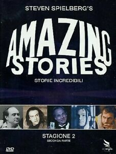 Amazing Stories Historias Increíbles Stag. 2 Vol.2 3DVD Dall'Angelo Pictures