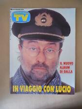 TV SORRISI E CANZONI n°2 1994 Lucio Dalla Donatella Raffai Alba Parietti [G799]
