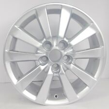 "16x6.5"" 5x100  Alloy Wheels fits Toyota Corolla - Set of 4 - Silver - NEW!"