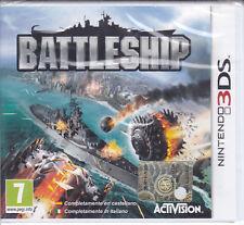 Nintendo 2DS~3DS Battleship Neu Versiegelt Italienisch