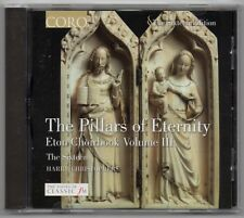 Pillars of Eternity: Music from the Eton Choirbook, Vol. 3 (CD 2004) The Sixteen