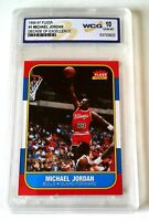MICHAEL JORDAN 1996 FLEER #4 WCG 10 DECADE OF EXCELLENCE / #63703833 GEM-MT