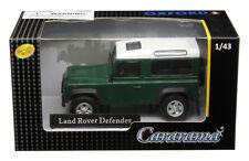 Cararama Land Rover Defender Dark Green 55260 1/43