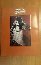 1984 Winchester Classic Doubles CATALOG Brochure