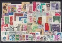 asia china used stamps ref r14240