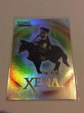 Xena Warrior Princess Season 4 & 5 Chase Card Argo X1 490 Of 999